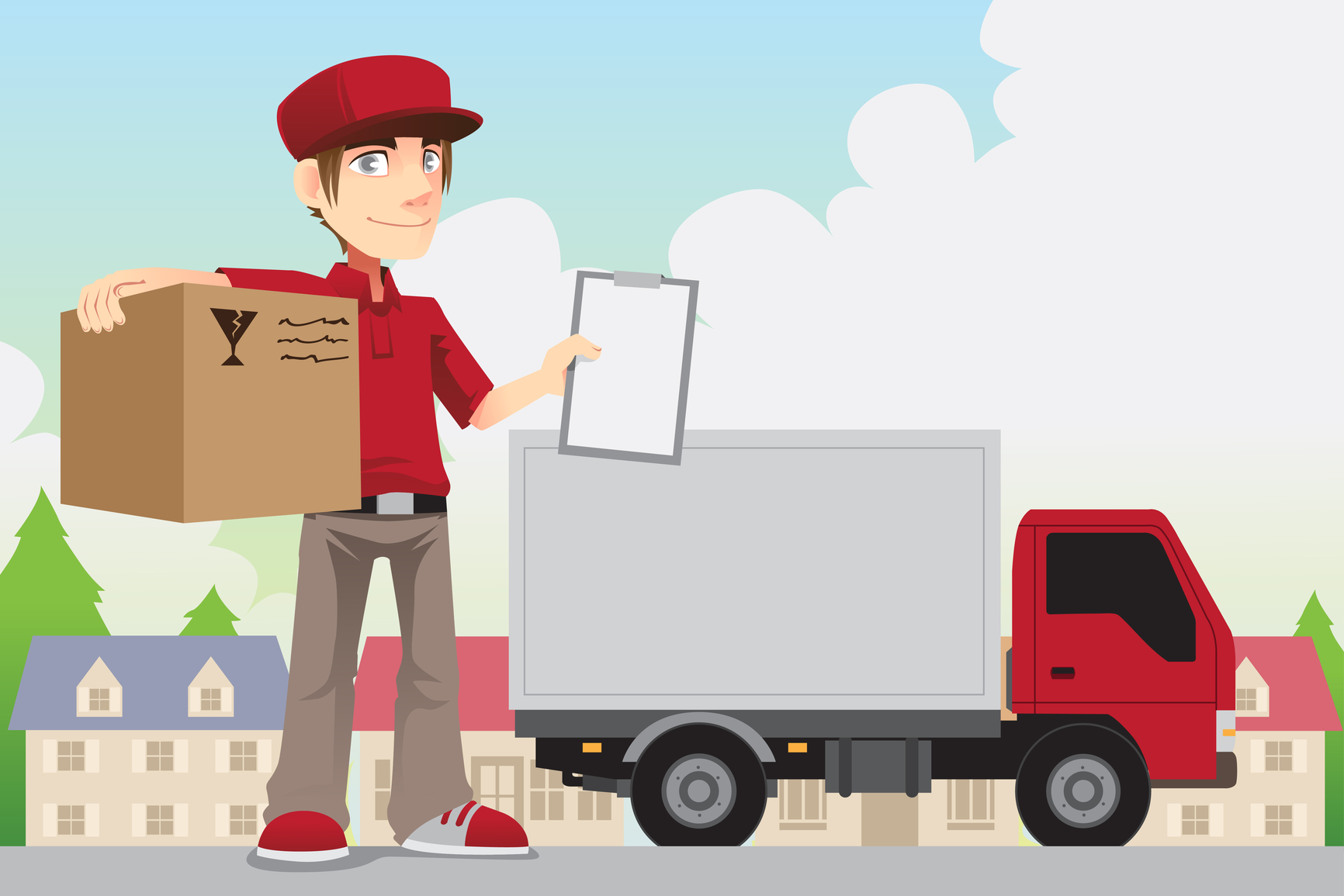 overview of courier and delivery industry It is the fact that the usage of technology in courier and delivery services is one of the major area of industry but regardless of that we never hear for them now we will look at the major evolution of technology in the courier industry.