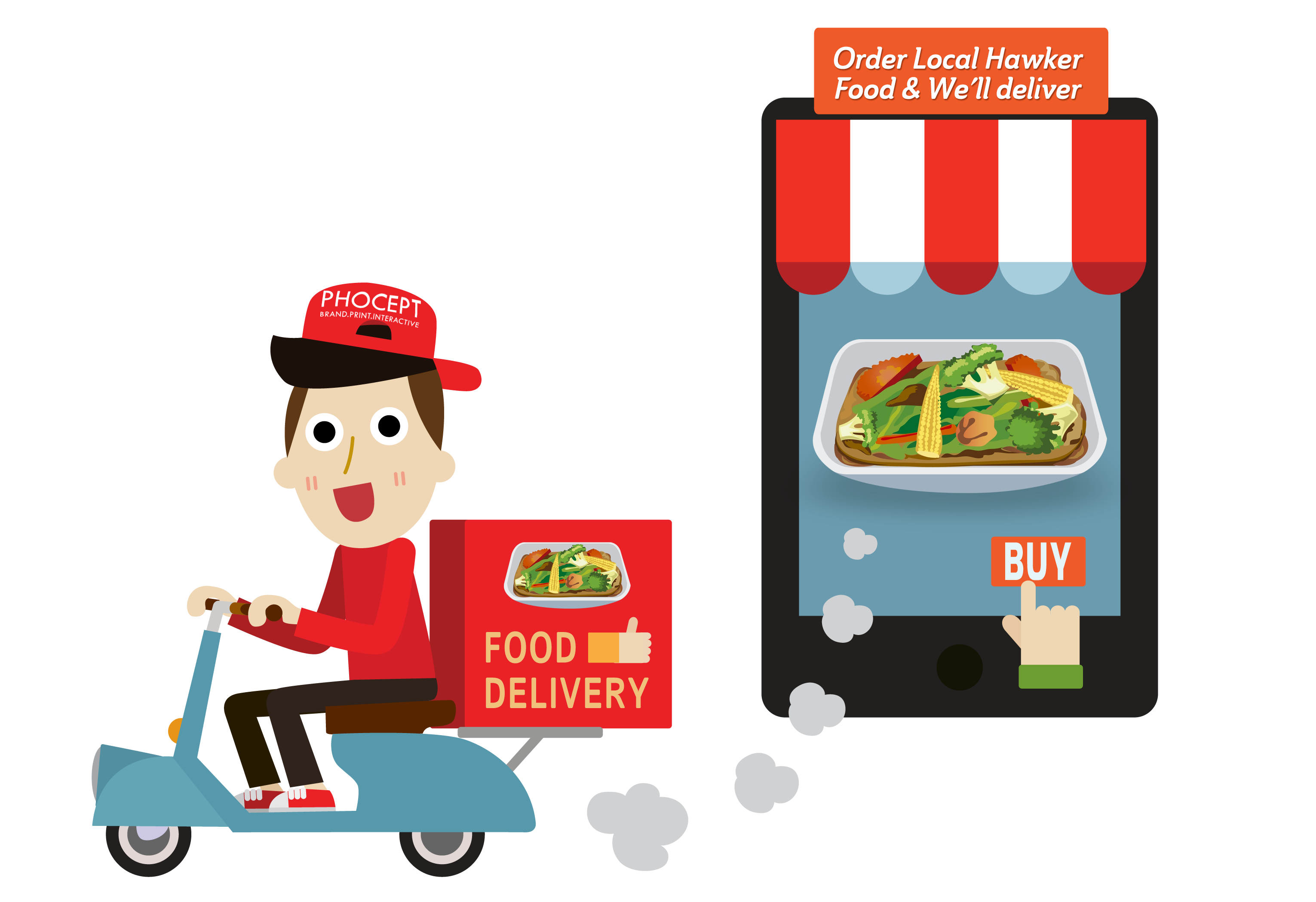 Food delivery softwares free food delivery softwares for Order food to go
